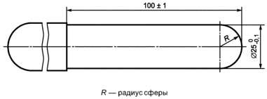 Стержень-палец Б (большой) — ГОСТ Р 52169-2012