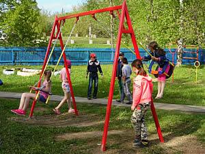 Правила эксплуатации детской игровой площадки