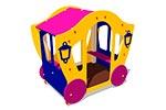 Детский игровой домик «Карета 3», эскиз 1