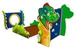 Лаз «Стегозавр» эскиз 1
