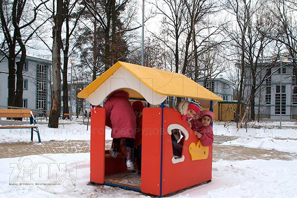 Фото 1 детского игрового домика «Гном» эскиз