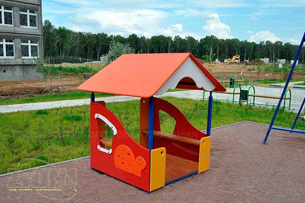 Фото 2 детского домика «Гном» эскиз
