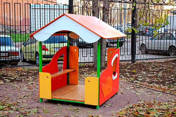 Фото 3 детского домика «Гном» эскиз