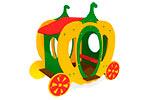 Детский игровой домик «Карета» эскиз 1
