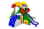 Детский игровой комплекс «Африка» эскиз 1