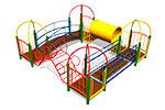 Детский игровой комплекс «Енот» эскиз 1