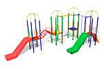Детский игровой комплекс «Ягуар» эскиз 1