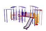Детский игровой комплекс «Легенда» эскиз 1
