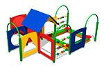 Детский игровой комплекс «Карликовый лемур» эскиз 2