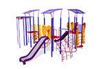 Детский игровой комплекс «Выдумка» эскиз 1