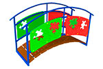 Игровой макет «Мостик-переход» эскиз 1