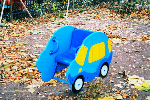 Фото 2 качалки на пружине «Автомобиль» эскиз