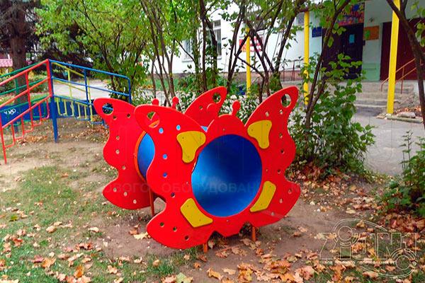 Фото 2 лаза «Труба-Бабочка» эскиз