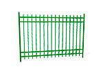 Забор металлический ОЗ-32 эскиз 1