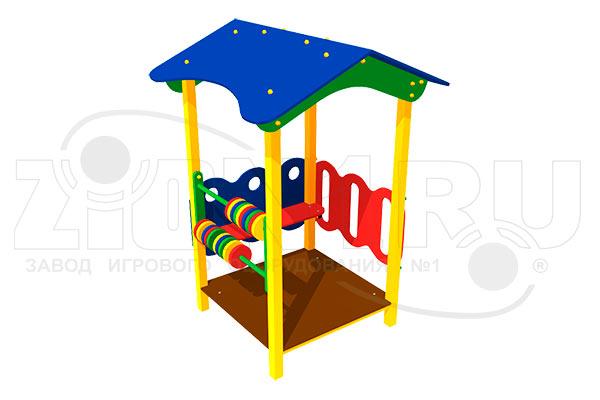 Детский игровой домик «Беседка» превью