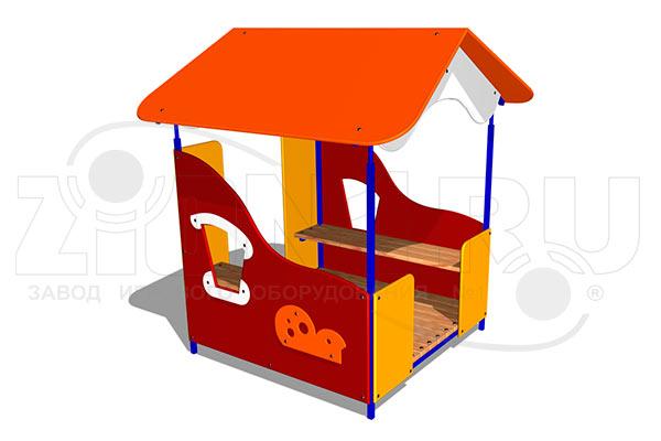 Детский игровой домик «Гном» превью