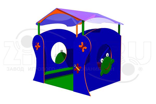 Детский игровой домик «Лягушка» превью
