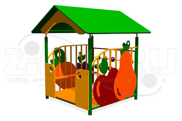 Детский игровой домик «Магазин» превью