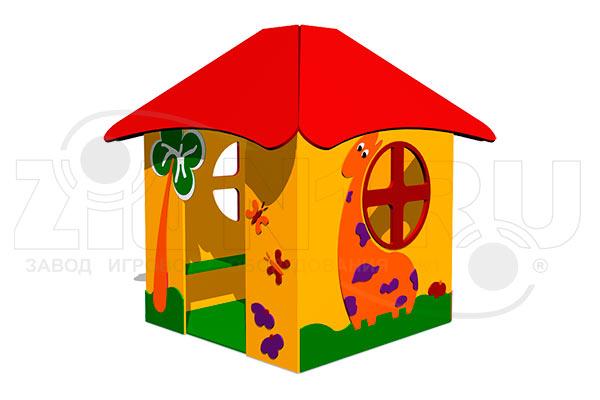 Детский игровой домик «Саванна» превью