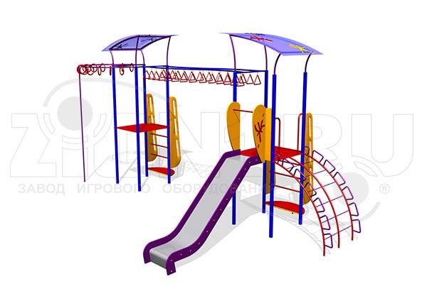 Детский игровой комплекс «Сказка» превью