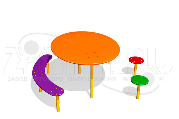 Детский столик «Радость» превью