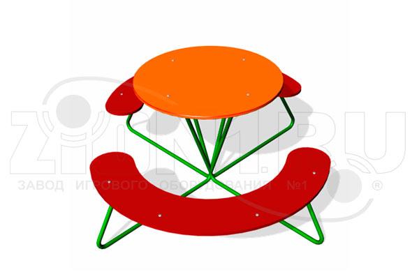 Детский столик «Улыбка» превью