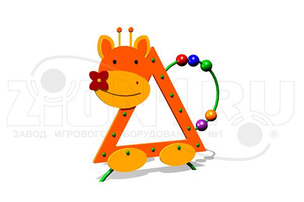 Игровая панель «Жираф» превью