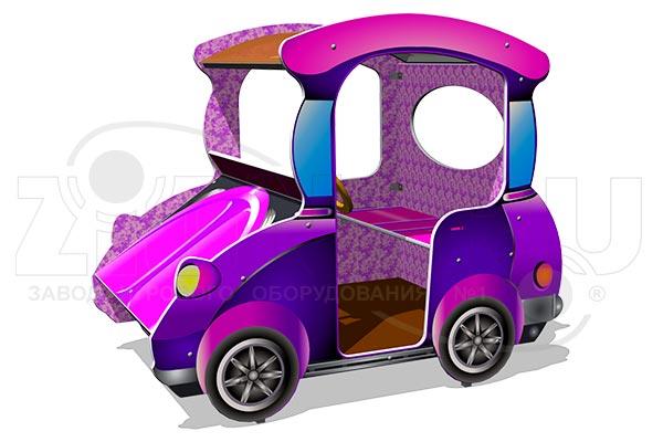 Игровой макет «Машинка-Жук», превью