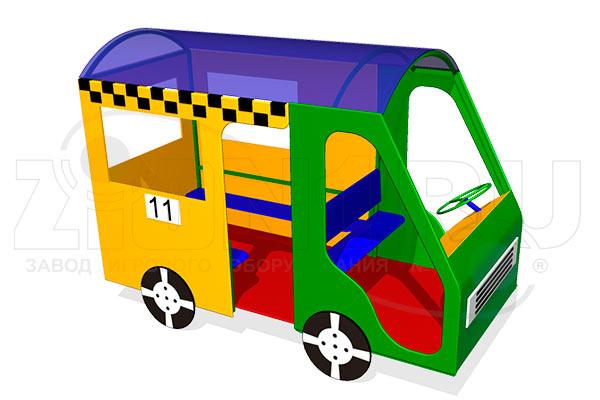 Игровой макет «Автобус» превью