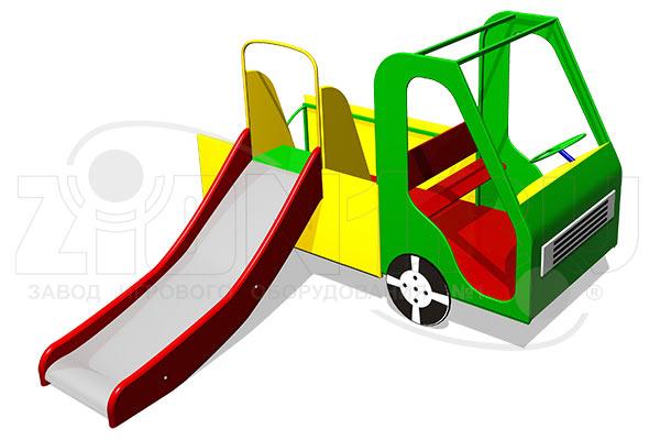 Игровой макет «Машинка» превью