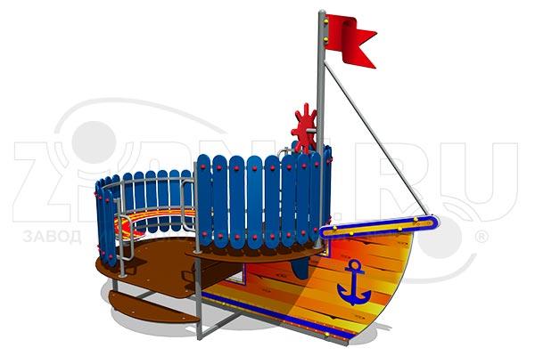 Игровой макет «Мореплаватель», превью