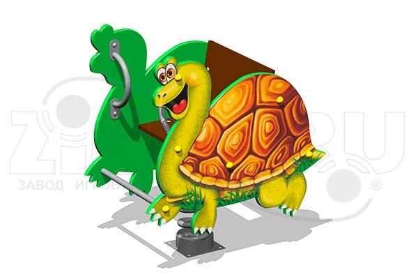 Качалка на пружине «Черепаха У1», превью