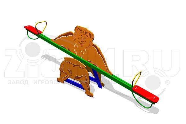 Детская качалка-балансир «Мишка» превью