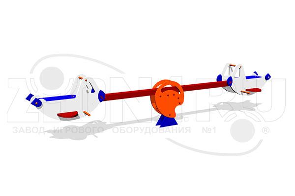 Качалка-балансир «Пилот» превью