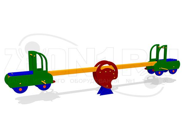 Детские качели-балансир «Водитель» превью