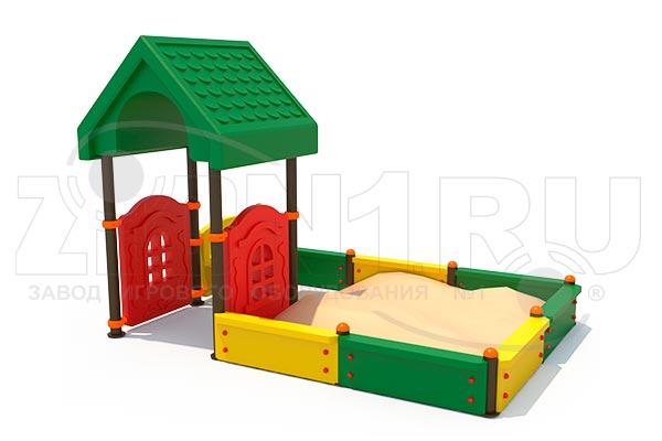 Песочный дворик ППД-020, превью