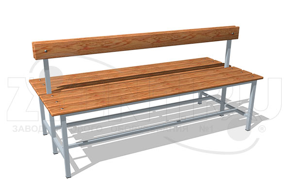 Скамейка для раздевалок СВ5 превью