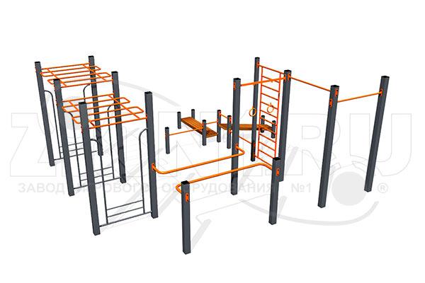 Спортивный комплекс «СГК-10» превью
