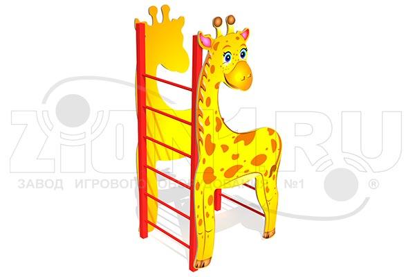 Спортивный комплекс «Жираф» превью