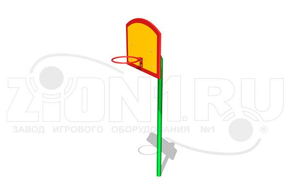 Стойка баскетбольная детская «Малыш» превью