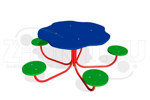 Детский столик «Семицветик» превью