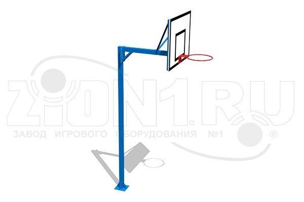 Стойка баскетбольная М1У, превью