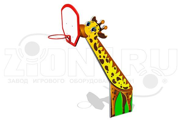 Стойка баскетбольная «Жираф», превью