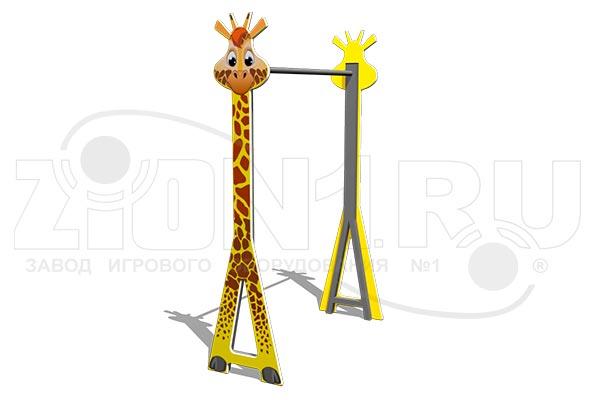 Турник детский «Жираф», превью