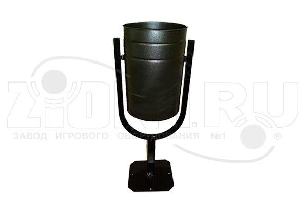 Урна металлическая «К-20» объем 20 л превью