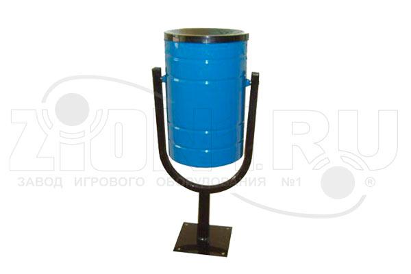 Урна металлическая «КСК-20» объем 20 л превью