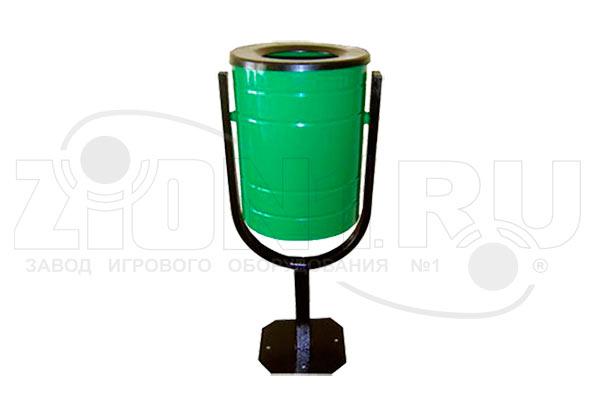 Урна металлическая «КСК-30» объем 30 л превью
