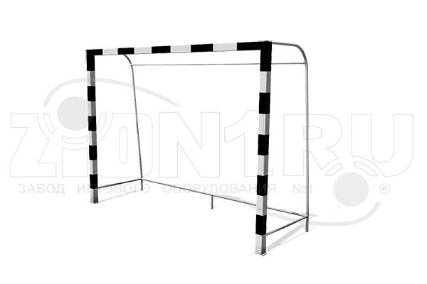 Ворота для мини-футбола по ГОСТ Р 55665-2013 превью