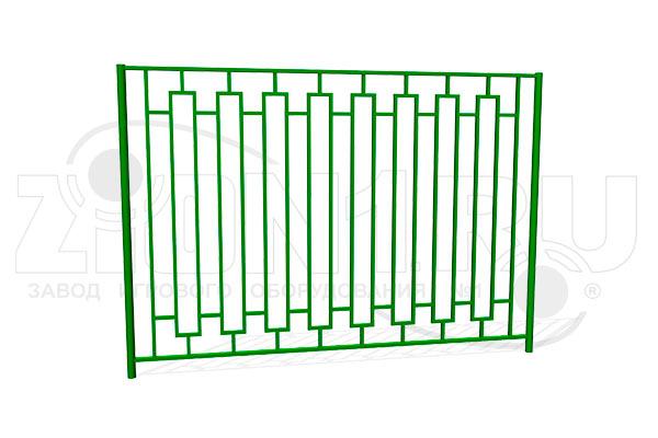 Забор металлический сварной ОЗ-13 превью