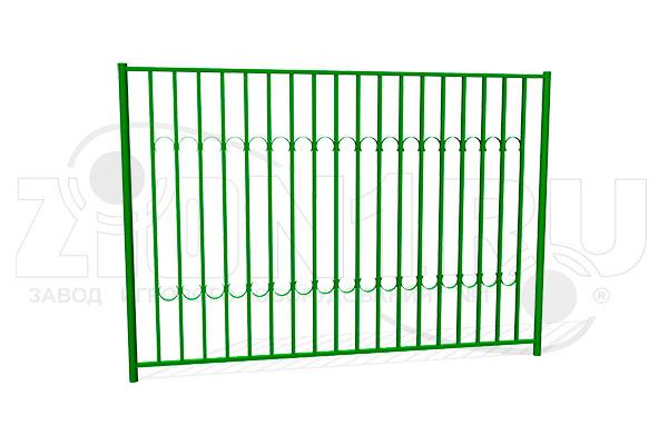 Забор металлический сварной ОЗ-3 превью